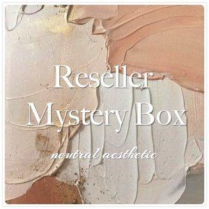 Reseller Mystery Box: Neutral Aesthetic
